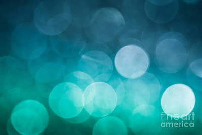 Corporate Art Photograph - Cold Shower by Jan Bickerton