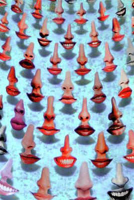 Collage Print by Daniel Furon