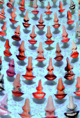 Photograph - Collage by Daniel Furon