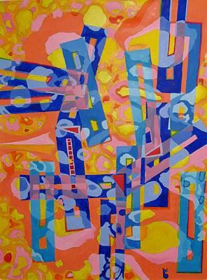 Collision Original by Michael Semsch