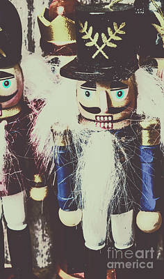 Handcrafted Photograph - Colonial Toys by Jorgo Photography - Wall Art Gallery