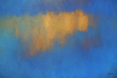Chroma Digital Art - Color Abstraction Lvi by David Gordon