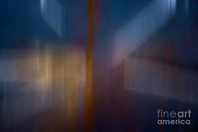 Chroma Digital Art - Color Abstraction Xxix by David Gordon