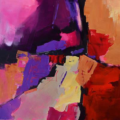 Color My Dreams - Art By Elise Palmigiani Original by Elise Palmigiani