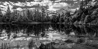San Juan Mountain Range Photograph - Colorado Calm by Jon Glaser