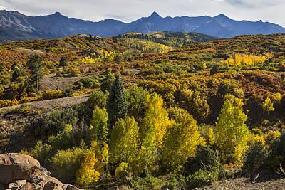 Colorado Color Print by James BO  Insogna