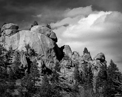 Photograph - Colorado Rocks by Phil Rispin