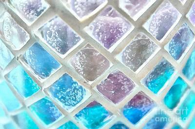 Colored Windows Print by Krissy Katsimbras
