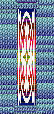 Colorful Abstract 13 Print by Aimee L Maher Photography and Art Visit ALMGallerydotcom