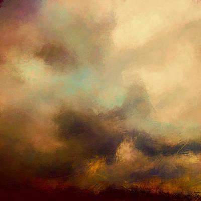 Eternity Digital Art - Colorful Sky by Lonnie Christopher