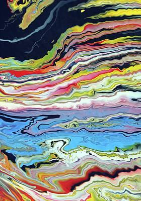 Must Art Painting - Colour Tide by Christopher Davis