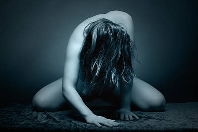 Nude Photograph - Coming Together by Naman Imagery