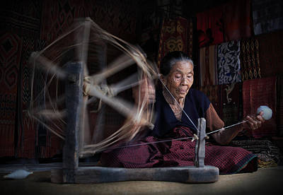 Concentration Photograph - Concentration by Aman Ali Surachman