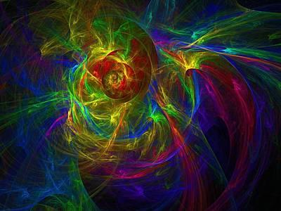 Apo Digital Art - Conceptual Alchemy by Lyle Hatch