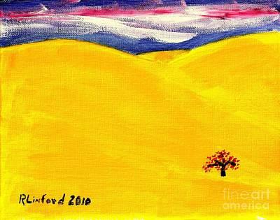 Concord California Summer 1 Original by Richard W Linford
