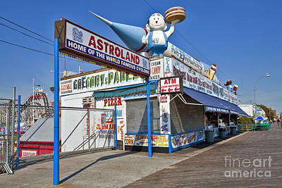 Food Stores Photograph - Coney Island Memories 11 by Madeline Ellis