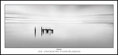 Perspective Photograph - Contemplation Poster Print by Az Jackson