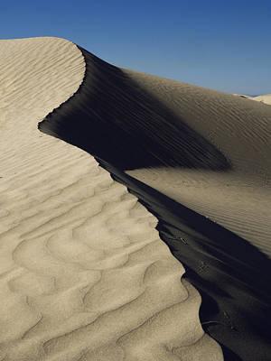 Desert Photograph - Contours by Chad Dutson