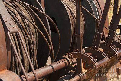 Photograph - Cords That Bind by Jennifer Apffel