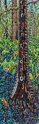 Corkscrew Swamp Sanctuary 2 Original by Micah Mullen