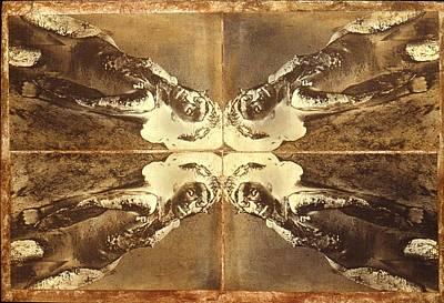 Cosmic Quadruplets Print by Jean-Marie Bottequin