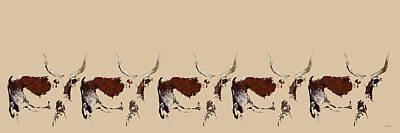 Western Purses Photograph - Cosmopolitan Watusi by Amanda Smith