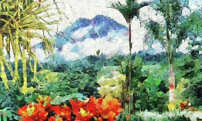 Photograph - Costa Rica Paradise by Mario Carini
