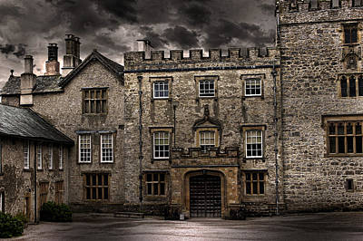 Castle Photograph - Country House by Martin Newman