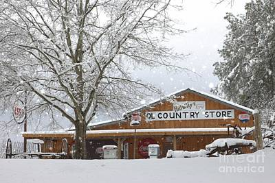 Esso Photograph - Country Store by Benanne Stiens