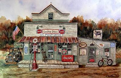Country Store Original by Sharon Gouthro