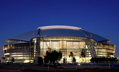 Dallas Photograph - Cowboys Stadium 711116 by Rospotte Photography