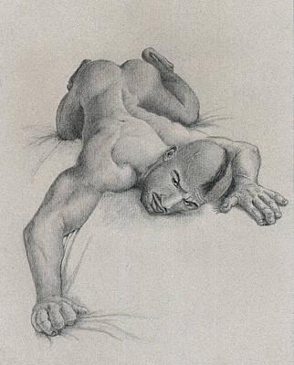 Crawling Print by Mon Graffito