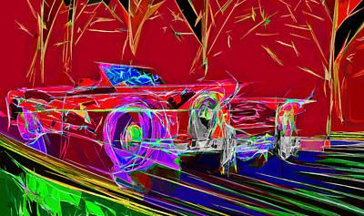 Crazy Car Original by Lawrence O'Toole