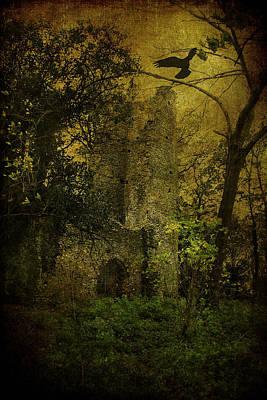Creepy Ruins Original by Martin Fry
