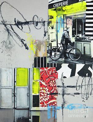 Mixed Media - Creppe Suzette by Elena Nosyreva