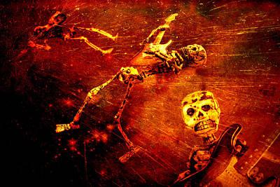 Rock N Roll Digital Art - Crescendo by Jeff Gettis