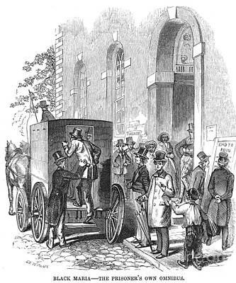 Crime: Policeman Print by Granger