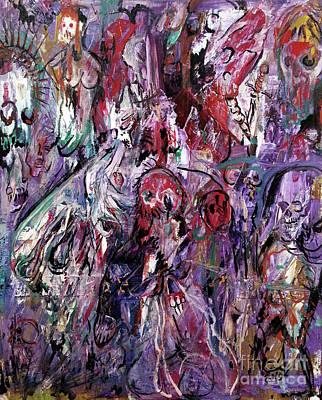 Crisis Of Disorder Original by Reed Novotny