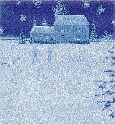 Cross-country  Original by Jim Rehlin