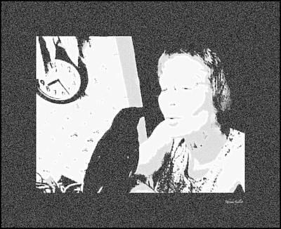 Mixed Media - Crow And Whisper by YoMamaBird Rhonda