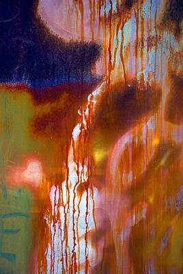 Cry Me A River Print by Skip Hunt