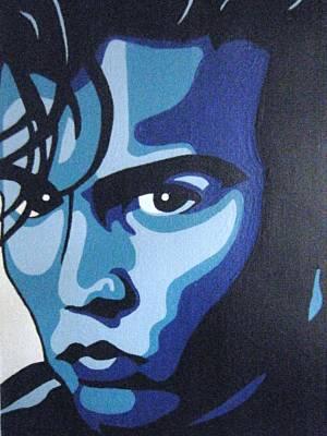 Crybaby Blues Original by Felicia Sullivan