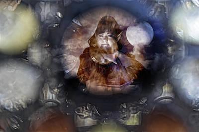 Warrior Goddess Photograph - Crystal Vision by Sharon Popek
