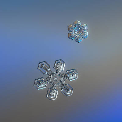 Winter Photograph - Crystals Of Day by Alexey Kljatov