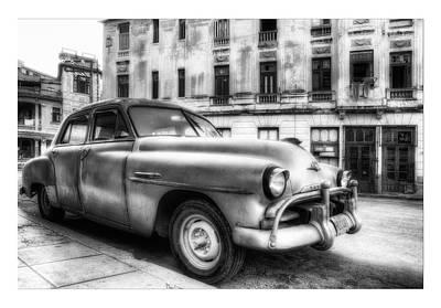 Cuba 12 Print by Marco Hietberg