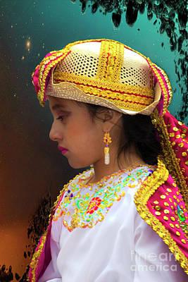 Earrings Photograph - Cuenca Kids 785 by Al Bourassa