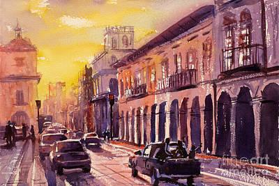 Cuenca Travel- Ecuador Original by Ryan Fox