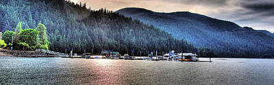 Cultus Lake Original by Lawrence Christopher