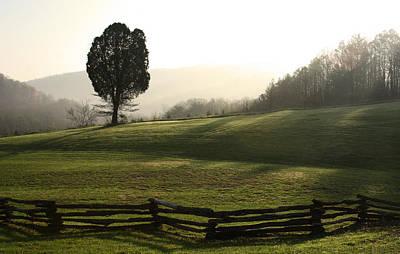 Cumberland Gap National Historic Park Kentucky Print by Brian M Lumley
