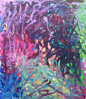 Painting - Cure by Khalid Alzayani